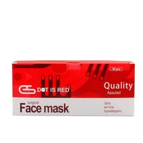 210 Boxes 3-Ply Surgical Mask (50 PCS / Box) WHOLESALE
