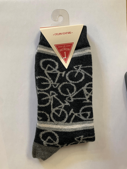 Le patron Bicycle sokken