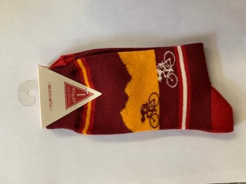 Le patron Mountain sokken