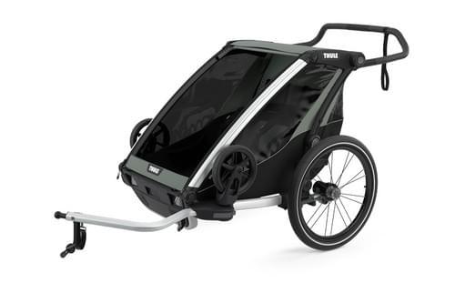 Thule fietskar 2 kinderen