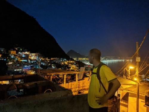 Favela Tour & Breakfast/Lunch