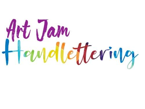 Art Jam - Our Adult and Teen Classes - Hand Lettering  (Joo Chiat)