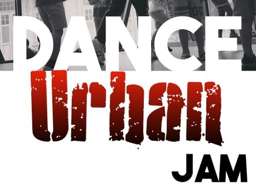 Urban Dance JAM - FOR TEENS AND ADULTS (TRIO ONLY)