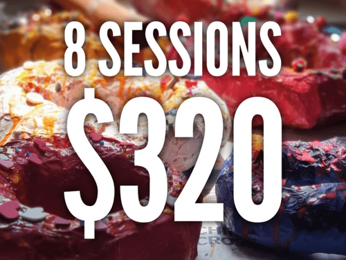 Weekly class - 8 sessions ($400 Value of credits)