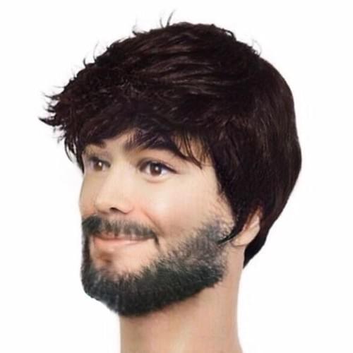 "Wig ""California"""