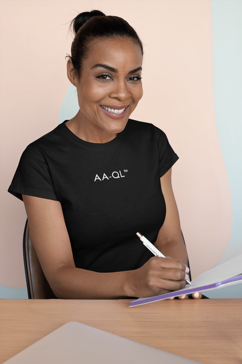 Women's AA-QL™ T-shirt (Black)