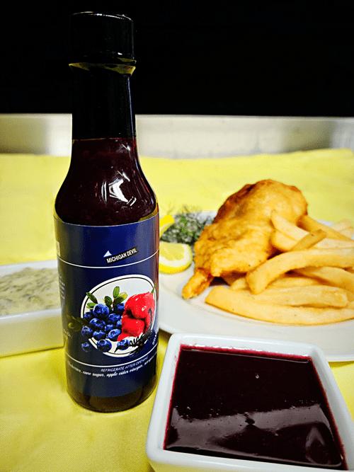 Michigan Devil Hot Sauce