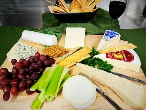 Continental Cheese platter
