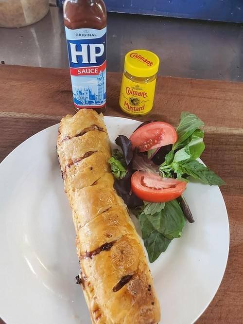 12 inch Sausage Roll