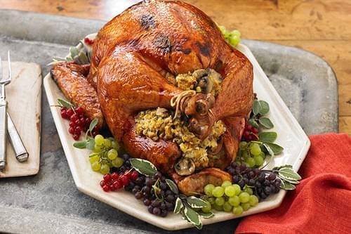 Roasted Breast of Turkey