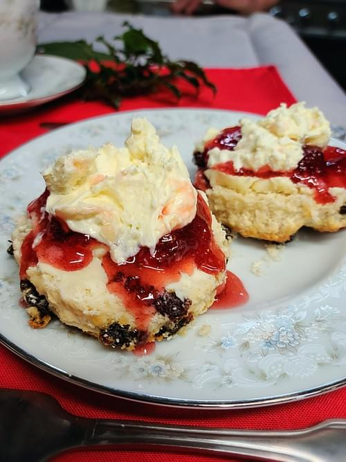 The Brightonshire cream tea