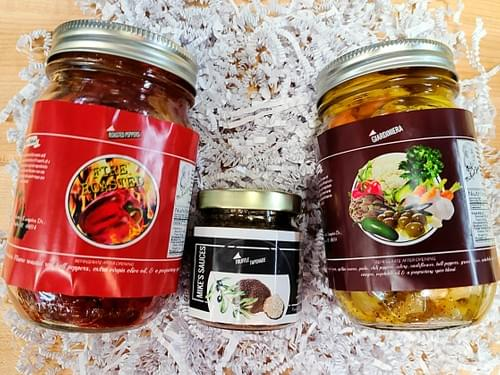 The Gourmand gift box