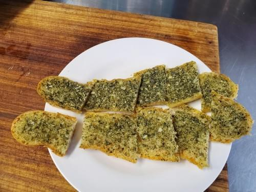 Ultimate Garlic Bread