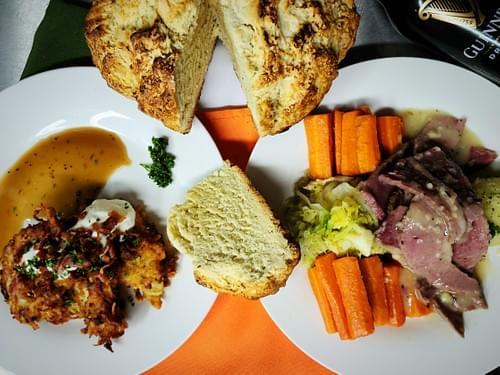 Me 'Ol Daideó's Irish Dinner (Dinner for 4)