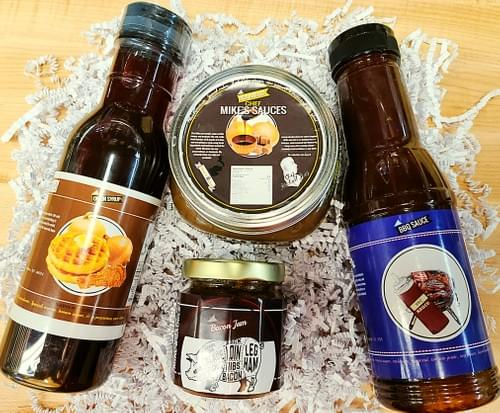 The weekend gift box