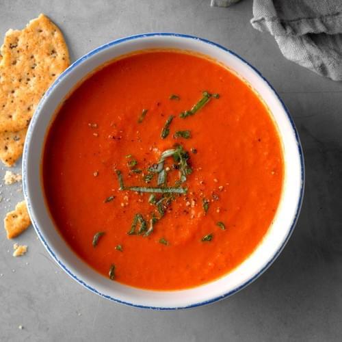Homemade Tomato Soup (1 pint)