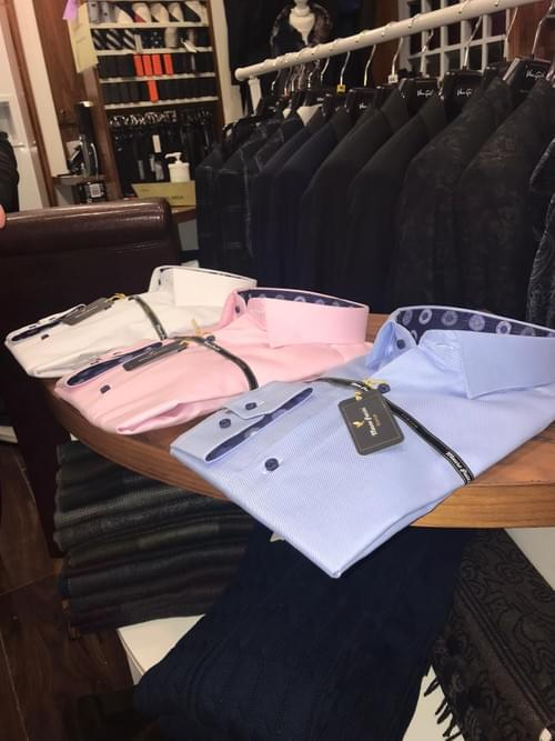 Mauro Puccini shirts