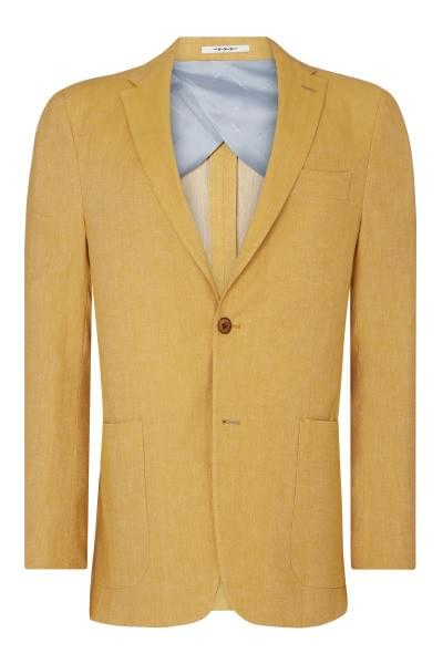 Elray herringbone jacket Oker