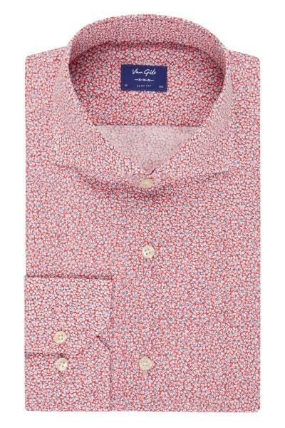 Van Gils floral print shirt