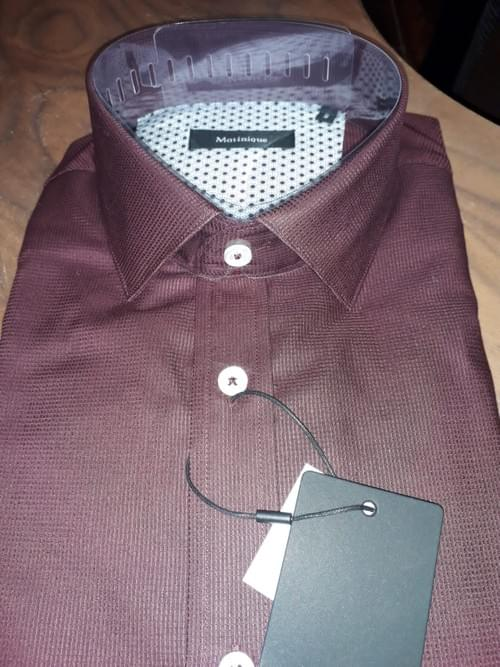 Wine Matinique Shirt