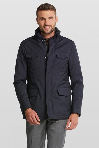 Dennis field jacket Navy