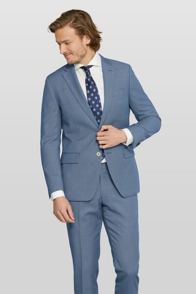 Ellison suit blue