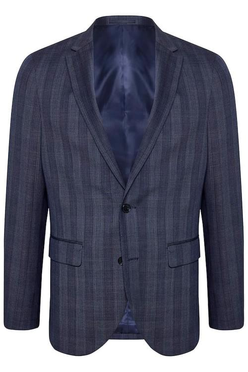 MATINIQUE MAGEORGE DUST BLUE BLAZER