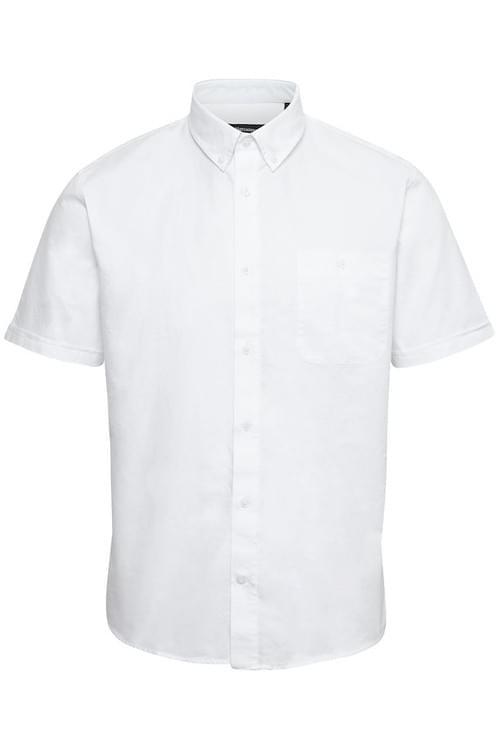 White Trostol BD Shirt.