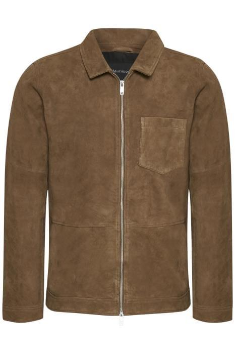 Matinique suede jacket
