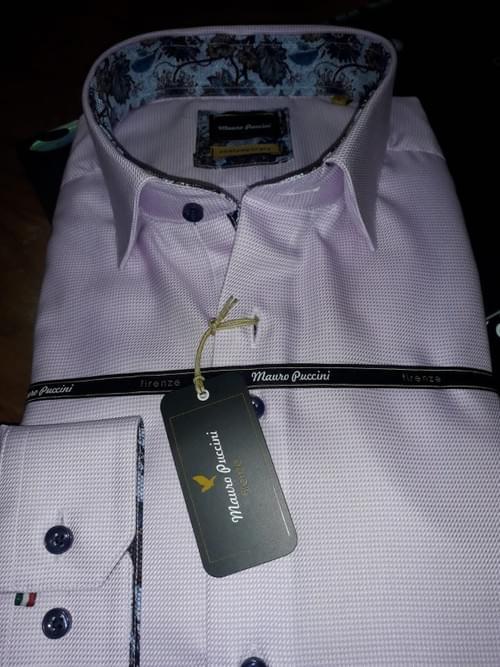 Mauro Puccini shirt
