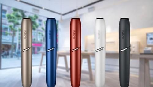 IQOS DUO 3.0 套裝單桿(可連續使用2次)5種顏色