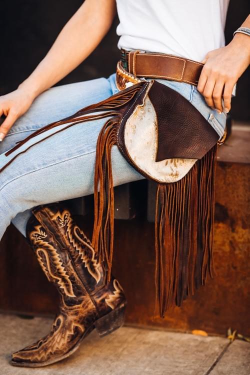 The Bronc Belt Bag