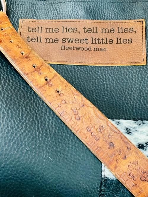 Tell Me Lies Tote