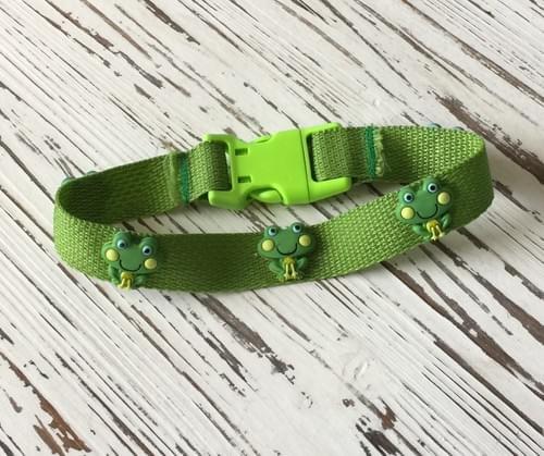 Mr. Froggy Collar