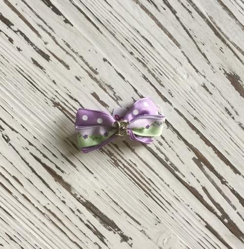 Purple Barrette