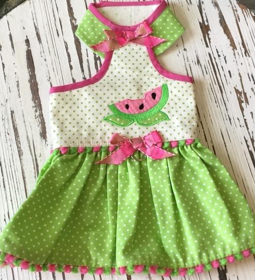 Toni Mari Watermelon Dress SM