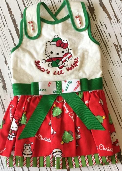 TONI MARI CHRISTMAS DRESS M