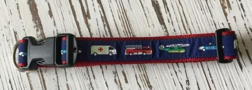 PRESTON EMERGENCY VEHICLE COLLAR M