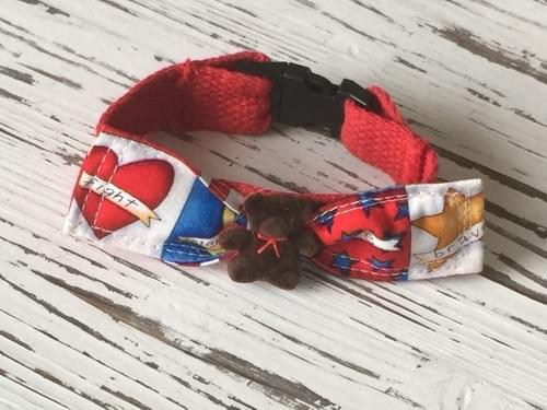 American Hero Bow Tie Collar