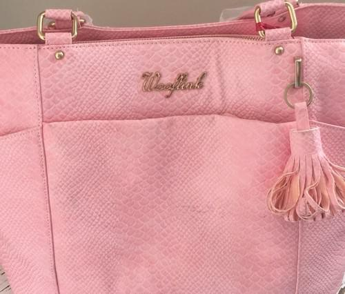 WOOFLINK CHIC PINK CARRY ME PET CARRIER