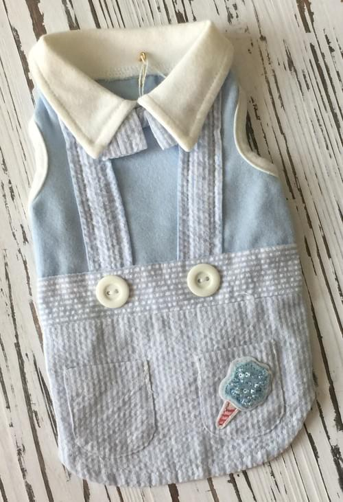 RUFF RUFF COUTURE SWEET OVERALLS