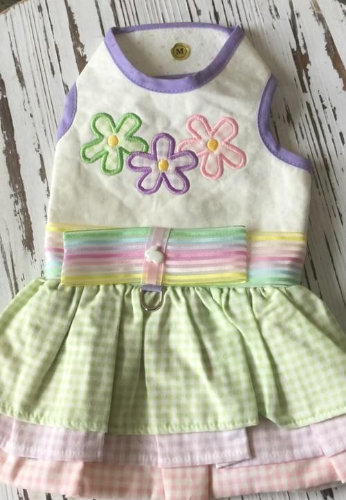 TONI MARI EASTER DRESS M