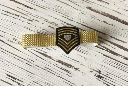 Army Bling Collar