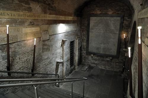 Your mysterious Rome Underground & Catacombs tour