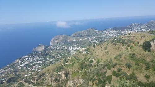 Week-ends  4th/8th Dec |  Ischia, the surprising trekking  island