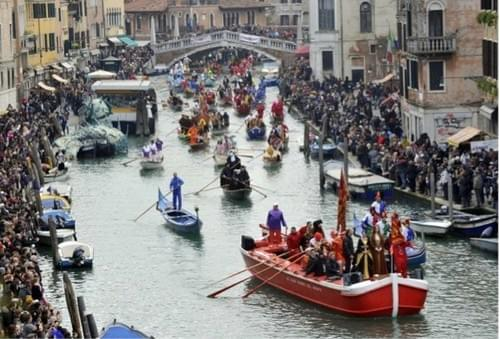 Venice for the Carnival