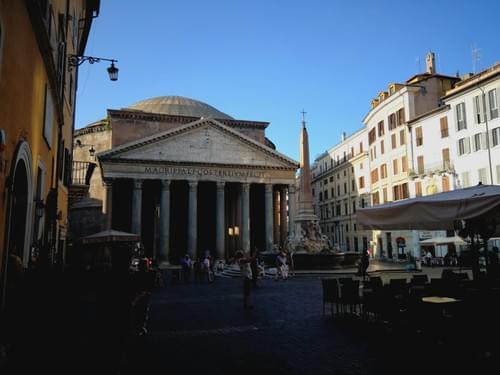 Buongiorno Rome!