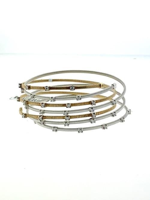 """Coil"" Bracelets"