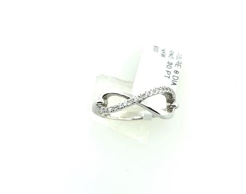 Infinity Style Ring