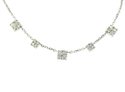 Navona Diamond Necklace
